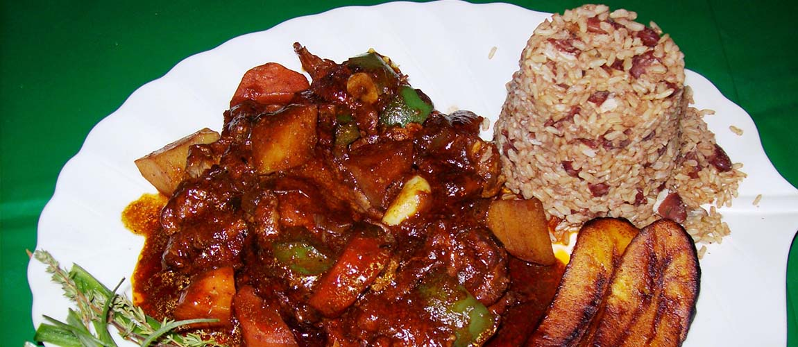 Jamaican Food Delivery